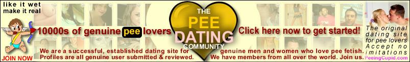Pee Dating PeeingCupid